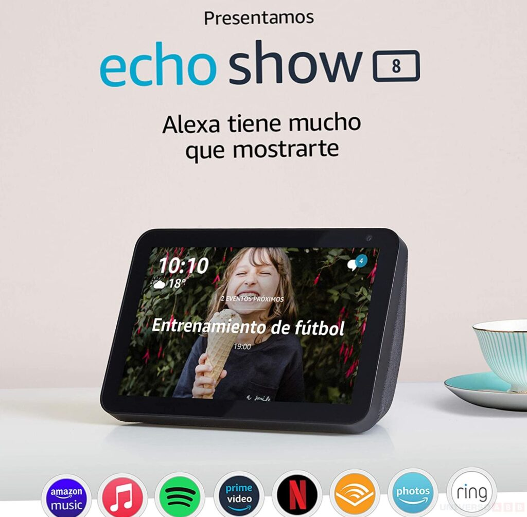 alexa echo show 8, amazon echo show 8, eco show 8, amazon echo show 8, echo show 8 media markt, echo show 5 vs echo show 8, echo show 8 opiniones, echo show 8 opinión, echo show 8 netflix, echo show 8 precio, echo show 8 vs echo show 5, echo show 8 españa, echo show 8 resolution, test echo show 8, echo show 8 español, can you watch movies on echo show 8, echo show 5 vs echo show 8