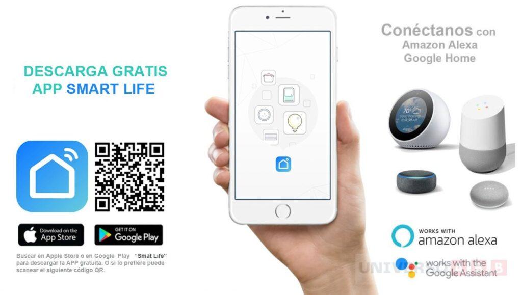 smart life app, app smart life, smart life opiniones, sonoff smart life, smart life termostato, google play smart life