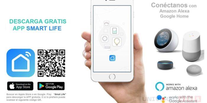 Tutorial Smart Life App