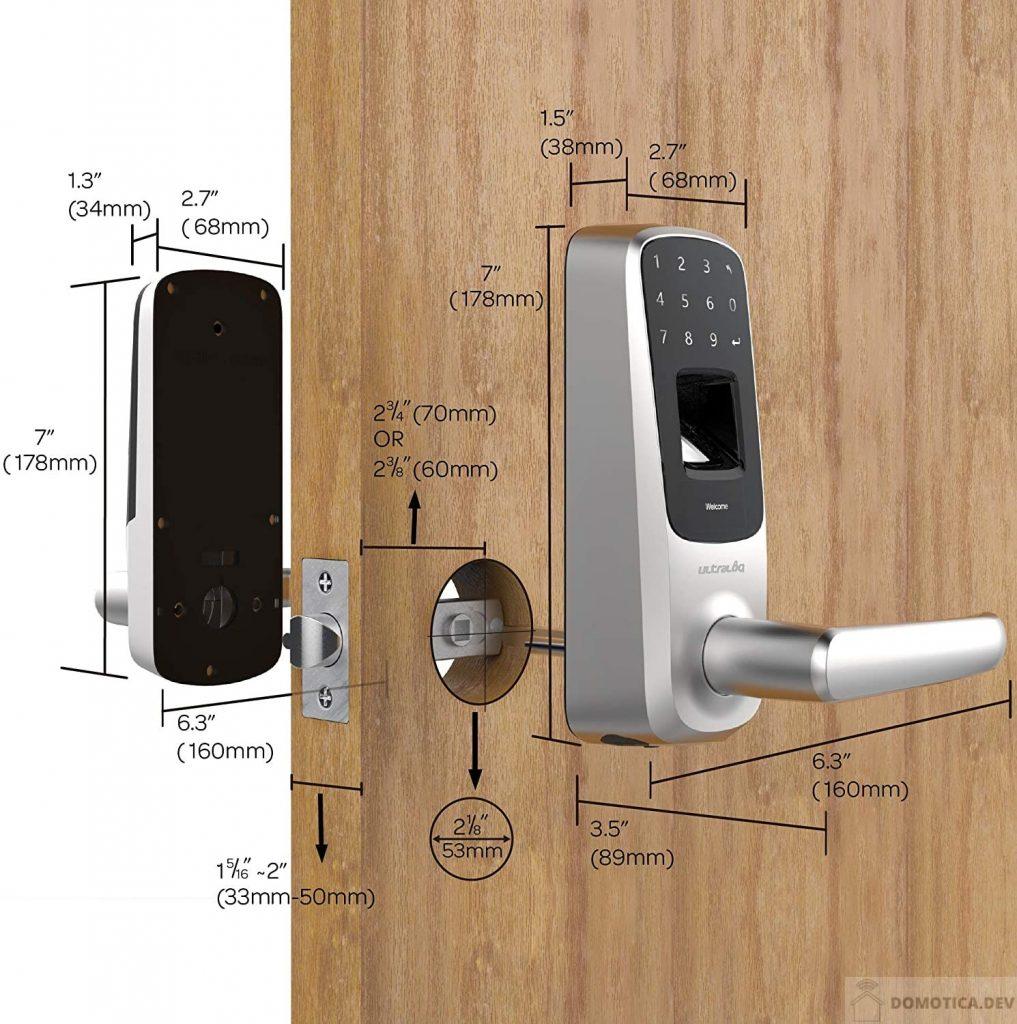 cerradura electronica, nuki, cerradura seguridad, cerradura puerta electrica, cerradura nuki, cerradura seguridad puerta, cerrojo electronico, cerradura wifi