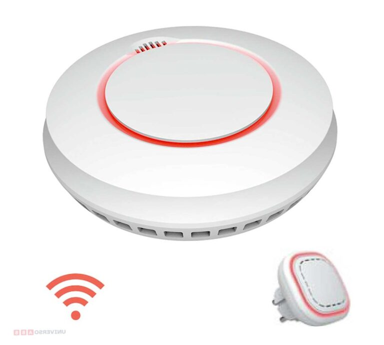 Lee más sobre el artículo Detectores de humo wifi para mejorar la seguridad de tu casa.