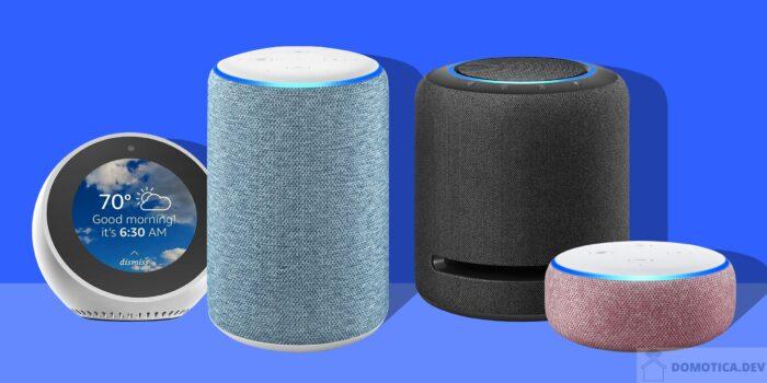 Que hacer con todos los Amazon Echo extra que ya no te hacen falta