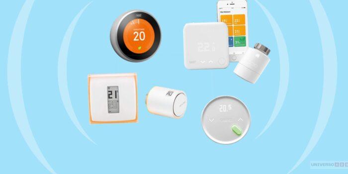 Netatmo Termostato Wi-Fi Inteligente